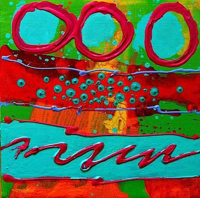 Totem Poster by John  Nolan