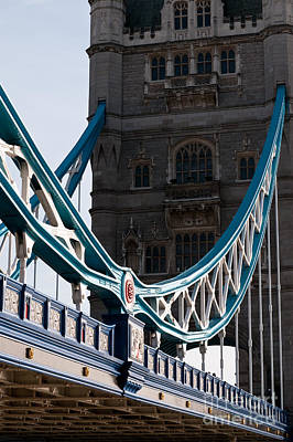 Tower Bridge 03 Poster by Rick Piper Photography