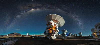 Tribute To Carl Sagan Poster by Adhemar Duro