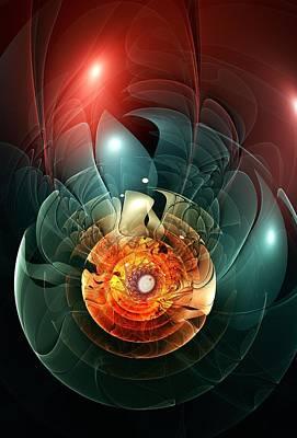 Trigger Image Poster by Anastasiya Malakhova