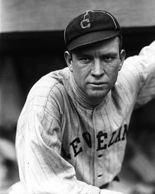 Tris Speaker Poster by Retro Images Archive