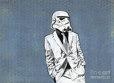 Trooper 1 Poster by Jason Tricktop Matthews