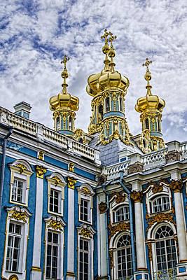 Tsarskoye Selo - The Tsars Village Poster by Jon Berghoff