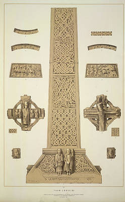 Tuam Cross Poster by British Library