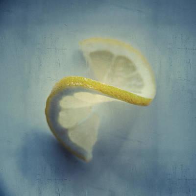 Twisted Lemon Poster by Ari Salmela