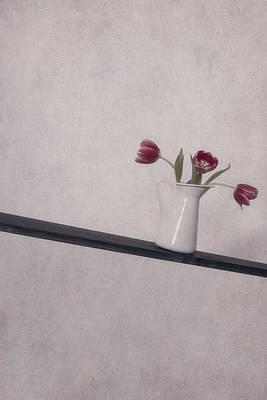 Unbalanced Flowers Poster by Joana Kruse