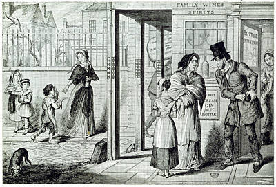 Unemployed Poster by British Library