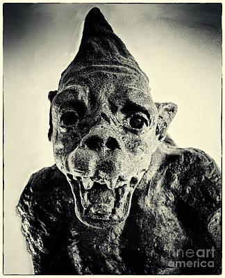 Quasimodo Who Poster by Arne Hansen