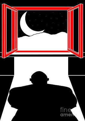 Untitled No.05 Poster by Caio Caldas