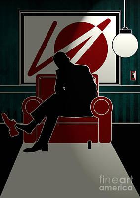 Untitled No.06 Poster by Caio Caldas