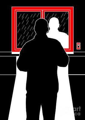 Untitled No.11 Poster by Caio Caldas