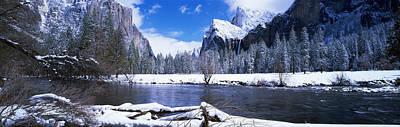 Usa, California, Yosemite National Poster by Panoramic Images