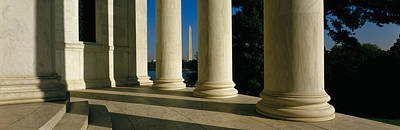Usa, District Of Columbia, Jefferson Poster by Panoramic Images