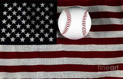 USA Poster by John Rizzuto