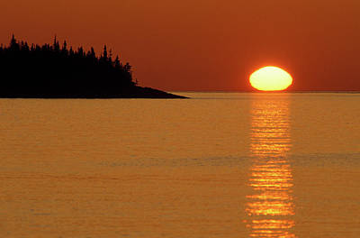 Usa, Michigan, Isle Royale National Poster by Jaynes Gallery