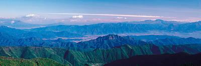 Utsukushigahara-kougen Nagano Japan Poster by Panoramic Images