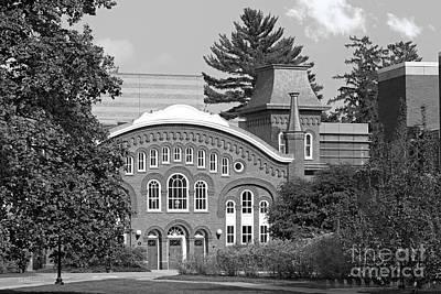 Vassar College Vogelstein Center Poster by University Icons
