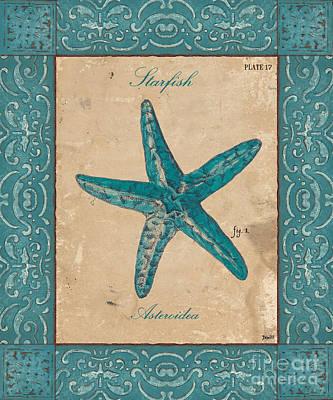 Verde Mare 1 Poster by Debbie DeWitt
