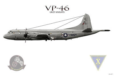 Vp-46 2014 Poster by Clay Greunke