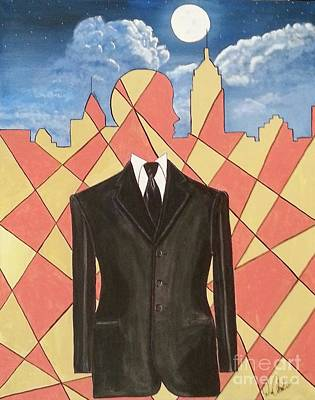 Walking Tall Poster by Debra Acevedo