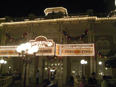 Walt Disney World Resort - Magic Kingdom - 12121 Poster by DC Photographer