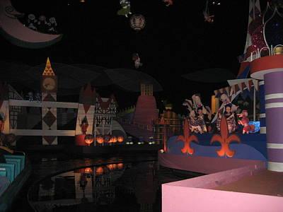Walt Disney World Resort - Magic Kingdom - 1212103 Poster by DC Photographer