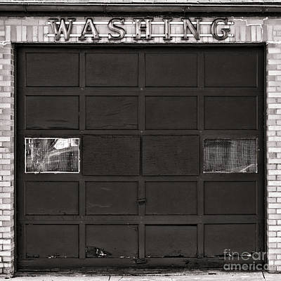 Washing  Poster by Olivier Le Queinec