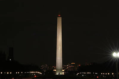 Washington Dc - Washington Monument - 01135 Poster by DC Photographer