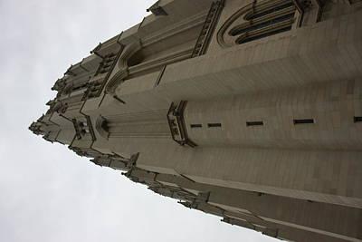 Washington National Cathedral - Washington Dc - 011352 Poster by DC Photographer