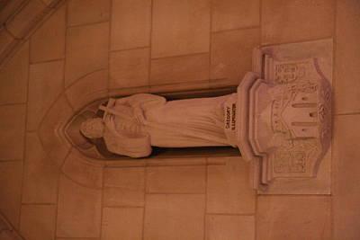 Washington National Cathedral - Washington Dc - 011386 Poster by DC Photographer
