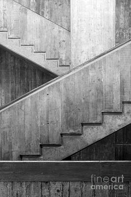 Washington University Eliot Hall Stairway Poster by University Icons