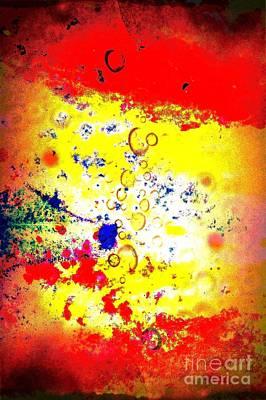 Watercolor Dream Poster by Brian Raggatt