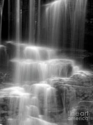 Waterfall Poster by Tony Cordoza