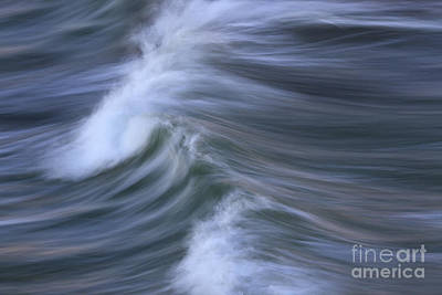 Wavescape Poster by Katherine Gendreau