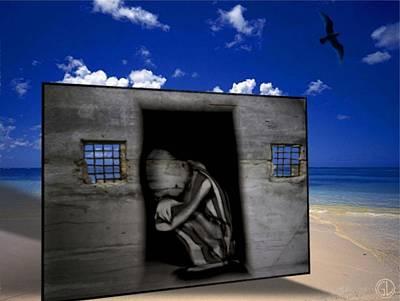 We Prisoners Poster by Gun Legler