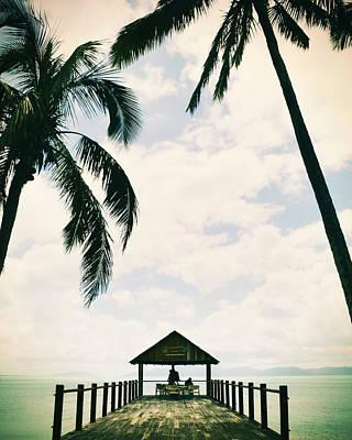 Whitsunday Island Poster by Sherri Abell