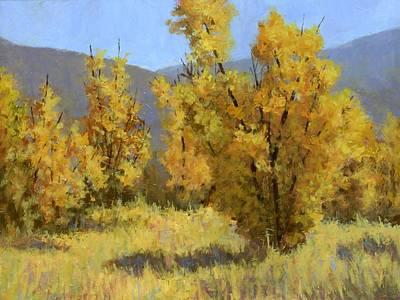 Wild Autumn Poster by David King