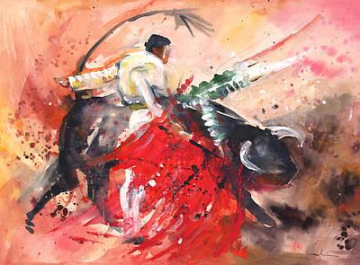 Wild Pass 2010 Poster by Miki De Goodaboom