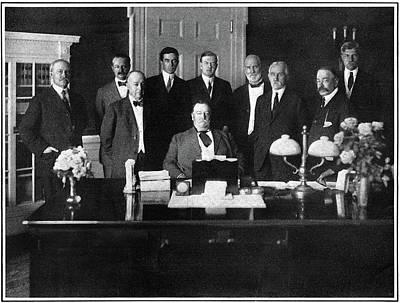 William Howard Taft (1857-1930) Poster by Granger