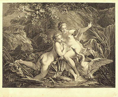 William Wynne Ryland After François Boucher Poster by Litz Collection