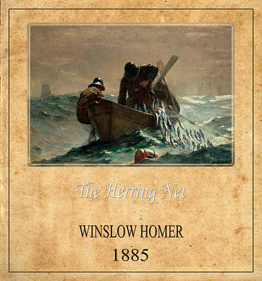Winslow Homer 2 Poster by Andrew Fare