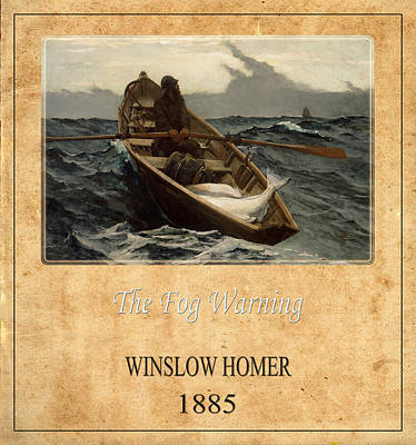 Winslow Homer 4 Poster by Andrew Fare