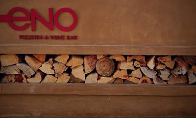 Wood-fired Poster by See My  Photos