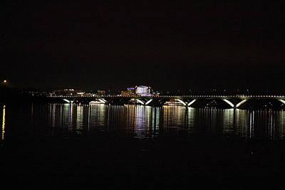 Woodrow Wilson Bridge - Washington Dc - 011343 Poster by DC Photographer