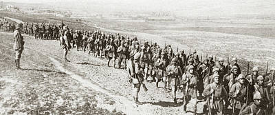 World War I Turkish Army Poster by Granger