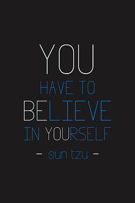You Be You Poster by Parmveer Masuta