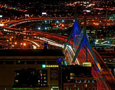 Zamim Bridge 05 Poster by Jeff Stallard