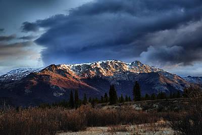 Alaskan Morning Poster by Rick Berk