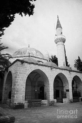 arabahmet mosque in nicosia TRNC turkish republic of northern cyprus Poster by Joe Fox