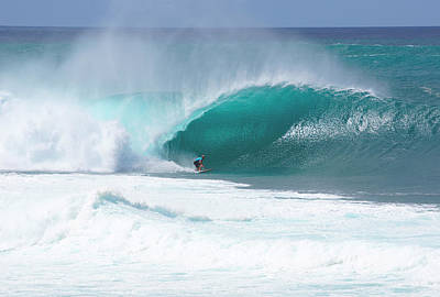 Banzai Pipeline Pro Poster by Kevin Smith